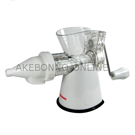 Akebonno Manual Slow Juicer : Peralatan Minum : Akebonno Manual Juicer