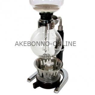 Peralatan Minum Akebonno Coffee Syphon TCA 3H 3cup
